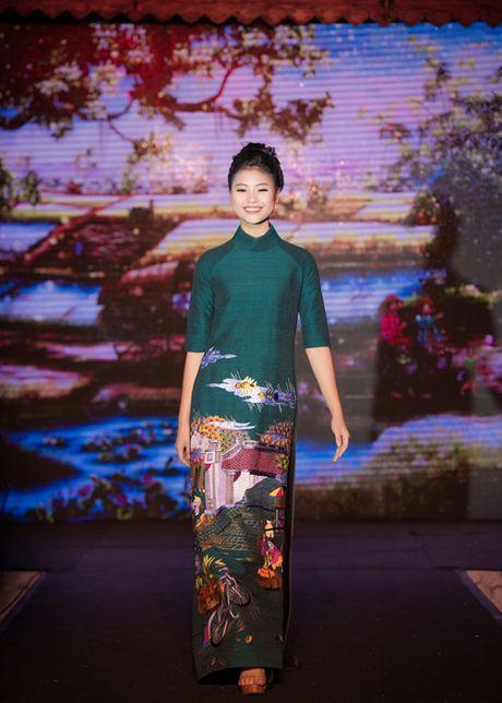 'Nang tho' cua NTK Lan Huong gay chu y tai LPH - Anh 6