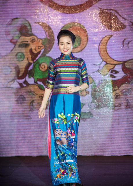'Nang tho' cua NTK Lan Huong gay chu y tai LPH - Anh 7
