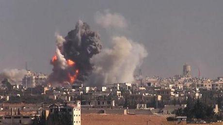Nga dot ngot xuong nuoc voi My tren chien truong Syria - Anh 1