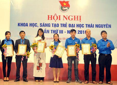 Hoi nghi Khoa hoc tre Dai hoc Thai Nguyen lan thu III - Anh 1