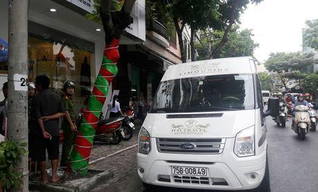 """Diem mat dan """"xe du"""" long hanh tuyen Da Nang - Hue (2) - Anh 1"""
