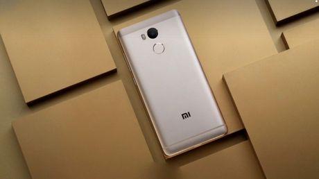 Smartphone gia re Xiaomi Redmi 4 ra mat voi gia tu 105 USD - Anh 2