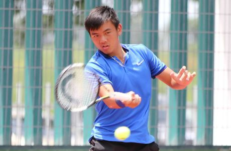Ly Hoang Nam chi con hy vong vo dich doi nam giai Vietnam F9 Futures - Anh 1