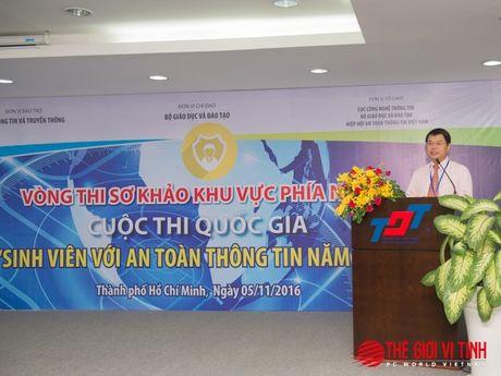 Khoi dong Cuoc thi Sinh vien voi An toan thong tin 2016 - Anh 1