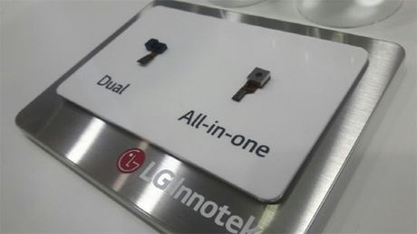 LG G6 se ho tro bao mat quet mong mat giong Galaxy Note7? - Anh 1