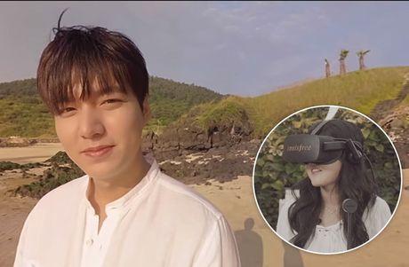 Hen ho voi Lee Min Ho tren dao Jeju qua… kinh thuc te ao - Anh 1