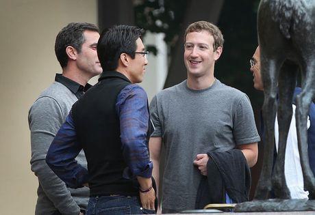 Duc dieu tra ong chu va cac lanh dao Facebook - Anh 1