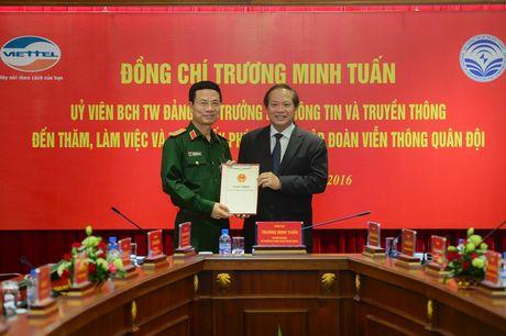 Viettel se chinh thuc phu song mang 4G tren toan quoc tu quy I/2017 - Anh 1