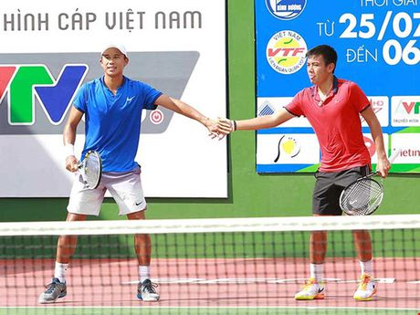 Ly Hoang Nam lan thu hai vo dich doi nam giai Futures - Anh 1