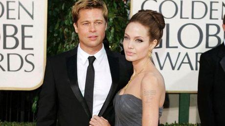 Brad Pitt de don ly hon dap tra Angelina Jolie - Anh 1