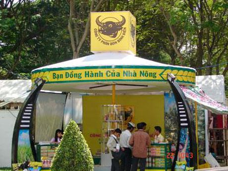 Phan bon Binh Dien tam ung co tuc 20% bang tien - Anh 1