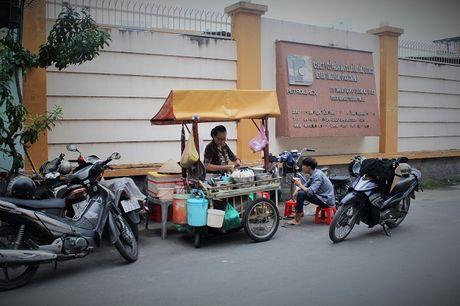 Xe che dau hon 30 nam moi ngay 1 mon che noi tieng khap Binh Thanh - Anh 1