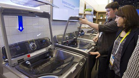 Samsung thu hoi 2,8 trieu may giat cua tren do nguy co chay no - Anh 1