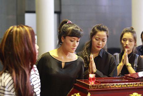 Cac NS Xuan Bac, Quoc Khanh, Huong Tuoi, Van Dung... den tien dua NSUT Pham Bang - Anh 12