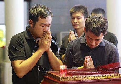 Cac NS Xuan Bac, Quoc Khanh, Huong Tuoi, Van Dung... den tien dua NSUT Pham Bang - Anh 14