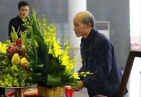 Cac NS Xuan Bac, Quoc Khanh, Huong Tuoi, Van Dung... den tien dua NSUT Pham Bang - Anh 4