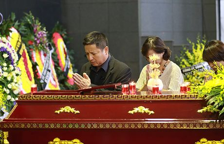 Cac NS Xuan Bac, Quoc Khanh, Huong Tuoi, Van Dung... den tien dua NSUT Pham Bang - Anh 8