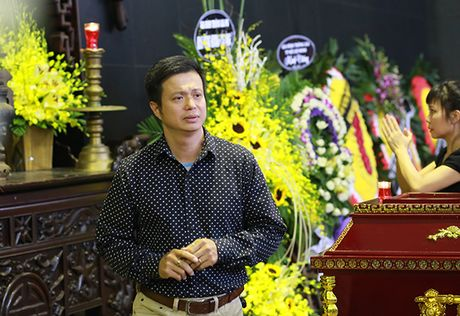 Cac NS Xuan Bac, Quoc Khanh, Huong Tuoi, Van Dung... den tien dua NSUT Pham Bang - Anh 9