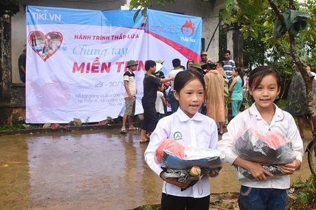 Chung Tay mien Trung – Tiki lan loi ve vung ron lu - Anh 10
