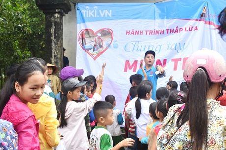 Chung Tay mien Trung – Tiki lan loi ve vung ron lu - Anh 6