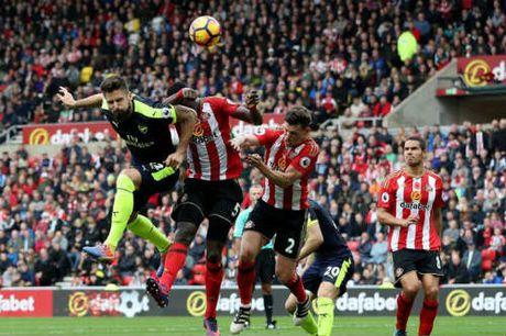 Giroud thang hoa cung Arsenal: Khi go hoa vang - Anh 2