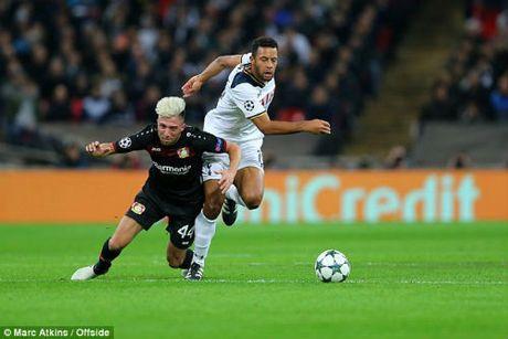 Doi hinh ket hop Arsenal – Tottenham: Bo tu sieu dang - Anh 2