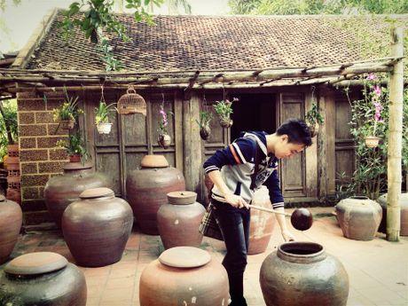 Lang co Duong Lam - diem den cuoi tuan doc dao o Ha Noi - Anh 10