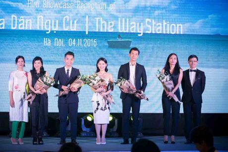 Hong Anh ra mat phim dien anh 'Dao cua dan ngu cu' - Anh 1