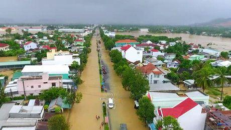 Nhieu noi tai Nha Trang bi ngap - Anh 1