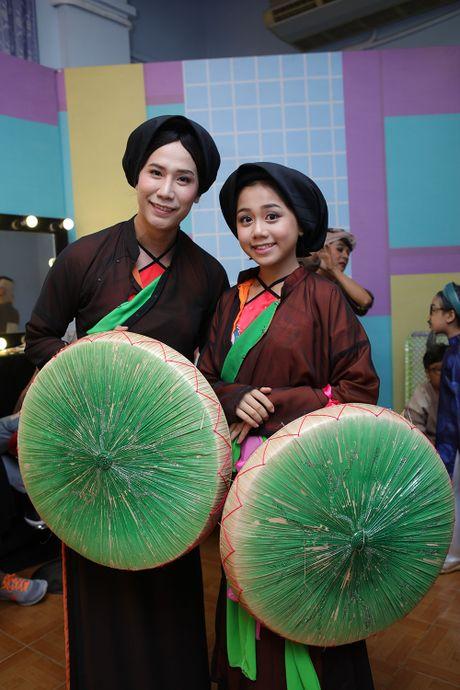 My Linh than phuc man gia gai dong vai Anh Tho cua Le Viet - Anh 1