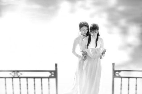 Trien lam anh Vuon xua: Ton vinh ve dep nguoi con gai Viet - Anh 12