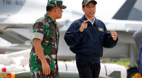 Tong thong Indonesia tuyen bo 'khong thoa hiep' van de Bien Dong - Anh 1