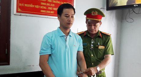 Bat nguyen giam doc Sea Bank chi nhanh Da Nang - Anh 1