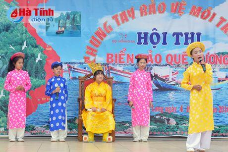 'Chung tay bao ve moi truong bien - dao que huong' - Anh 2