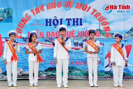 'Chung tay bao ve moi truong bien - dao que huong' - Anh 3