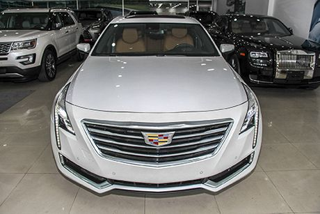 Hang doc Cadillac CT6 Premium Luxury gia hon 5 ty dong - Anh 1