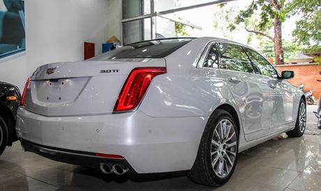 Hang doc Cadillac CT6 Premium Luxury gia hon 5 ty dong - Anh 4