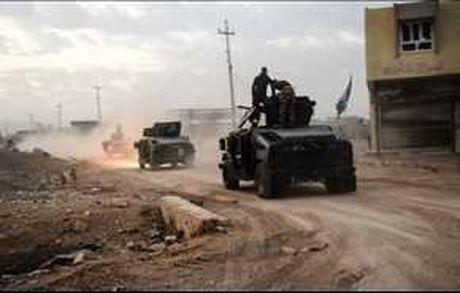 Chum video chien su: Quan doi Iraq danh chiem 6 quan thanh pho Mosul - Anh 1