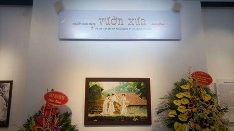 Ve dep phu nu Viet qua ta ao dai trong 'Vuon xua' - Anh 3