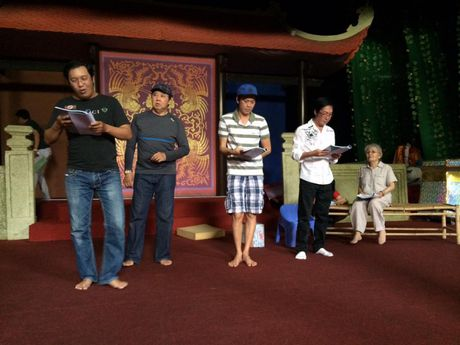 Huyen thoai cua san khau cai luong - 'Sau nu' Ut Bach Lan qua doi - Anh 3