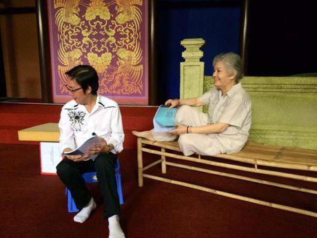 Huyen thoai cua san khau cai luong - 'Sau nu' Ut Bach Lan qua doi - Anh 4