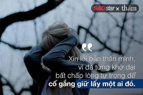 Hay lang nghe nhung loi xin loi ban con no ban than minh - Anh 1