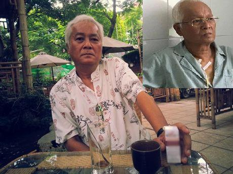 NSUT Duy Thanh mac 2 benh ung thu, giam 20kg bi benh vien tra ve - Anh 1