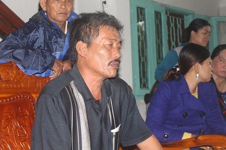 Phu Yen: Da tim thay thi the ngu dan mat tich tren bien - Anh 1