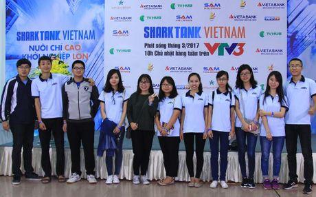 150 nhom khoi nghiep tham du Vong tuyen chon 'Shark Tank Vietnam' tai Ha Noi - Anh 1