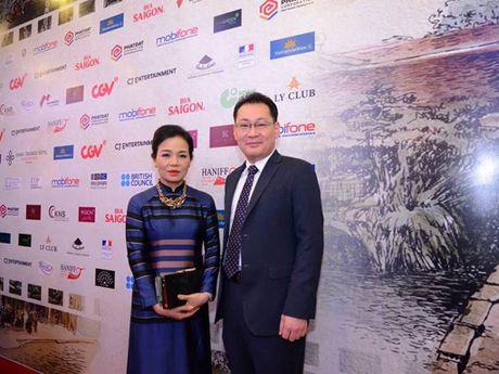 CGV tai tro chinh cho LHP quoc te Ha Noi 2016 - Anh 1