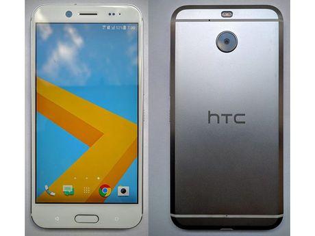 Lo anh chinh thuc smartphone Bolt/10 evo sap ra mat cua HTC - Anh 2