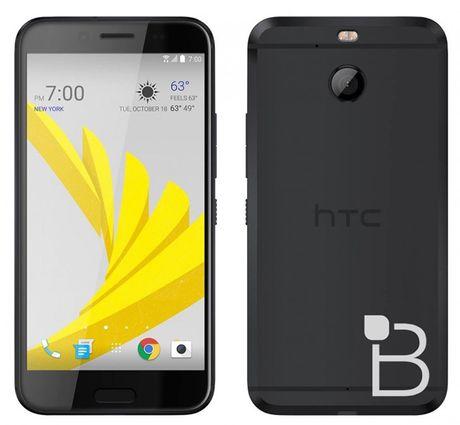 Lo anh chinh thuc smartphone Bolt/10 evo sap ra mat cua HTC - Anh 4