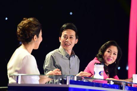 Hoai Linh cuoi nghieng nga khi Le Giang hat cai luong - Anh 7
