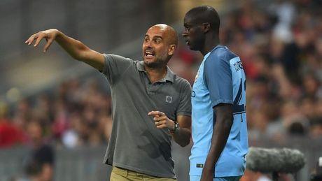 Pep Guardiola rong luong tha thu cho Yaya Toure - Anh 1